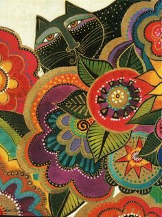 Laurel Burch Quilts Kindred Creatures by Burch - Jimali McKinnon - Веб-альбомы Picasa