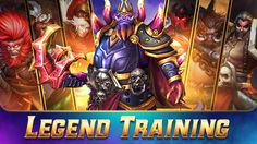 Win a Arena or Ranked Match with the required Legend to earn 100 Arena Medals! Moba Legends, Mobile Game, Ad Design, Banner, Comic Books, Ads, Banner Stands, Banners, Advertising Design