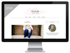 Designer Blogs meadow | web templates | pinterest | ux/ui designer, template and