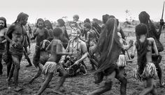Michael Rockefeller in the Baliem Valley A journey to the heart of New Guinea's Asmat tribal homeland sheds new light on the mystery of the heir's disappearance there in 1961.