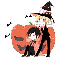 Izaya Orihara, Shizaya, Durarara, Parkour, Friend Photos, Fujoshi, Alters, Knives, Chibi