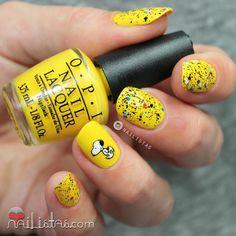 Uñas decoradas de Snoopy | OPI Peanuts by Schulz | Cuidar de tu belleza es facilisimo.com