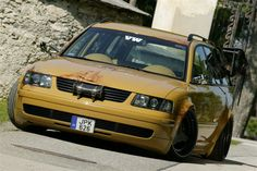 Slammed VW Passat Wagon | UKpassats.co.uk • View topic - Are there any RAT look B5.5's about ...