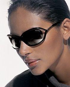 bf802895bd1 Tom Ford Jennifer Sunglasses in Black (shiny black) - Lyst
