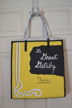 Kate Spade The Great Gatsby Griffin Tote Handbag Purse Brand New With Tags