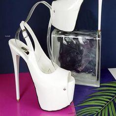 Thigh High Heels, Super High Heels, Thick Heels, Black High Heels, High Platform Shoes, Platform Stilettos, High Heels Stilettos, Platform Mules, Hot Heels