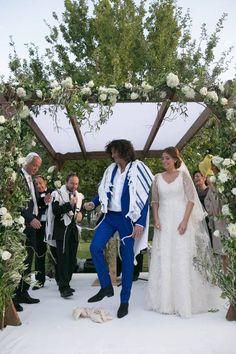 organisation de mariage casher, juif de luxe Saint Rémy de Provence Houppa, décoration A Fleur et à Mesure Studio Cabrelli