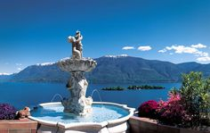 Isole di Brissago: il Parco Botanico del Lago Maggiore