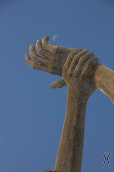 A Moon in the Hand