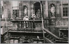 Bezoek Koningin Willemina en prins Hendrik Leiden, History, Historia