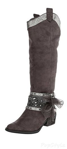 Bought these on a heck of a sale the day after Thanksgiving at Gordmans. - Kim Not Rated Midnight Dream Riding Boot Shoes Boots Ankle, Flat Boots, On Shoes, Me Too Shoes, Shoes Heels, High Heels, Cowgirl Boots, Riding Boots, Combat Boots