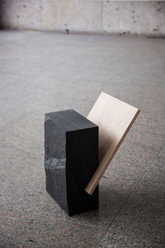 Удивительная серия мебели от дизайнера Natalie Weinmann