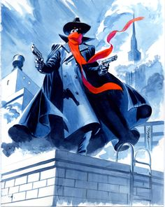 The Shadow by Mike Mayhew