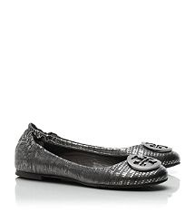 Lizard Printed Reva Ballet Flat. They will be mine.
