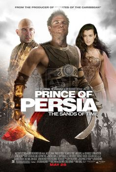 Tiva Movie night, Prince of Persia by Wennuhpen.deviantart.com on @deviantART