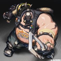 """Roadhog by theCHAMBA 