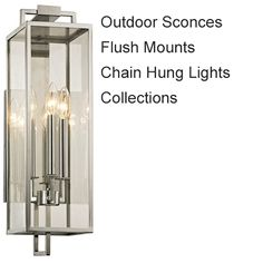 Lighting and Lamps - LookInTheAttic Hanging Lights, Wall Lights, Glass Hurricane Lamps, Outdoor Sconces, Antique Hardware, Mid-century Modern, Restoration, Lighting, Antiques