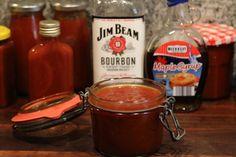 Terrys Maple & Bourbon BBQ Sauce - Homemade BBQ Sauce Recipe