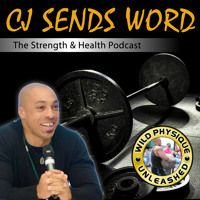 Cj Sends Word -  Ep #6 : Strongwoman Takeover With Jenn The Tank Tibbenham by Cj  M Swaby on SoundCloud