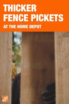 Install the new Alta Premium Treated Dog Ear Fence Pickets and get the job done faster. The wide 6-in. fence picket helps you save money on materials like fasteners and requires less manual labor. Each pre-stained picket is treated against rot and insects. Click to shop Alta premium thick pickets.