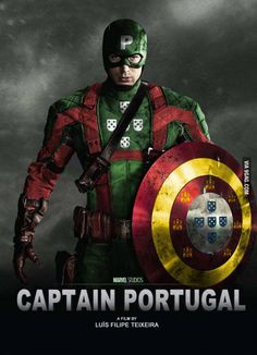 To the guy who posted Captain Africa. Captain Portugal is better!
