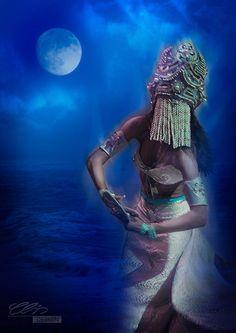 yemanja.rainha.do.mar on Behance