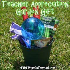 Teacher Appreciation - Garden Gift
