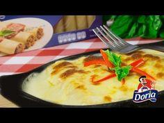 Canelones de jamón | Pastas Doria