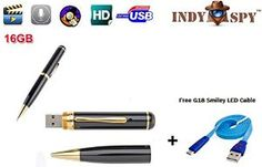 SPY PEN VIDEO RECORD CAMERA PEN