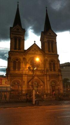 Paróquia de Santo Afonso,  Tijuca,  RJ. Fevereiro de 2016.