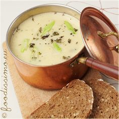 Porikovo zemiakova polievka