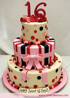 totally NOT doing this cake for her 1st birthday, maybe 16th is a good idea, I can start practicing now. :)