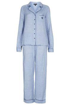 Chambray Pyjama Set