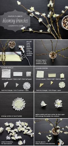 ideas origami dress diy paper flowers for 2019