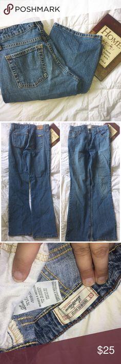 Levi's jeans Levi's jeans pants medium rise stretch bootcut misses 6 medium fit light blue Levi's Jeans Boot Cut