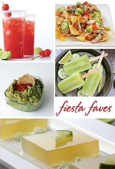 Have plans for Cinco de Mayo?! Here's a bit of tasty inspiration!