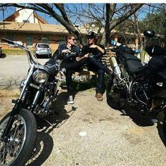 Ride with Reedus