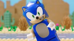 Watch Sonic race K.I.T.T. in the latest installment of Meet That Hero!