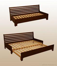 Wooden Sofa Designs, Banquette, Outdoor Furniture, Outdoor Decor, Home Living Room, Beds, Furniture Design, Interior Design, Shop