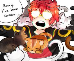 and my future wife will see something even scarier, Based off this post from @incorrectmysticmessenger
