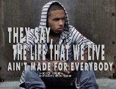 Kid Ink Walk in the Club Hip Hop Lyrics, Music Lyrics, Hip Hop Artists, Music Artists, Song Qoutes, Kid Ink, Hip Hop Quotes, Rapper Quotes, Music Is My Escape