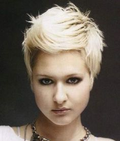 Short Edgy Hairstyles 2013 | Latest Trend of Hairstyle and Haircut ...