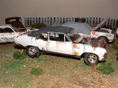 junkyard diorama                                                       …