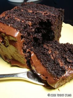 Double Chocolate Layer Cake - aka THAT Chocolate Cake