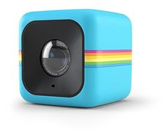 Polaroid Cube Mini Lifestyle Action Camera with WiFi Image Stabilization Blue -- ON SALE Check it Out Gifts For Teen Boys, Gifts For Teens, Polaroid Cube, Technique Photo, Mini Lifestyle, Amazon Sale, Video Camera, Gopro Camera, Shopping