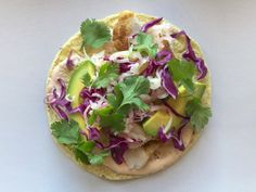 Spiced Catfish Tacos with Pickled Shallots and Chipotle Crema