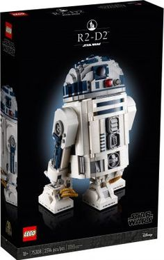 Lego Star Wars, Star Wars Droids, Film Star Wars, Star Wars Set, Lego Droid, Lego Ucs, R2d2, Star Wars Memorabilia, Sabre Laser