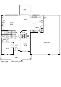 1000 images about breckenridge in camas wa on pinterest for Rembrandt homes floor plans