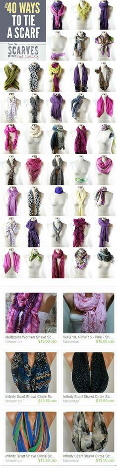 Sale ( 9.90 - 14.90 USD) - 5 | Fatwoman Etsy - Crochet Knit - Cowl Pashmina - Scarf Scarves - Shawl