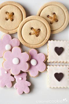 <3   caramel cookie